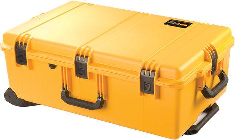 Pelican Cases IM2950-X0001-RST-02 iM2950 [RESTOCK ITEM] Yellow Storm Case with Foam IM2950-X0001-RST-02