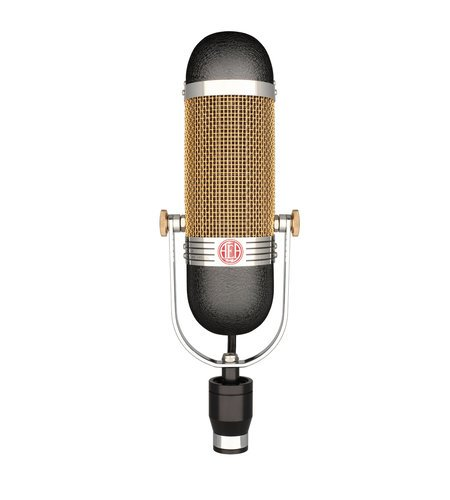 AEA R84A  Phantom Powered Ribbon Mic with Figure-of Eight Pickup Pattern R84A