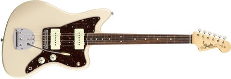 Fender JAZZMSTR-AMORG-60-RW American Original '60s Jazzmaster with Rosewood Fingerboard JAZZMSTR-AMORG-60-RW