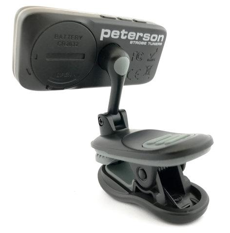 Peterson Tuners SC-HD StroboClip HD Tuner 403868