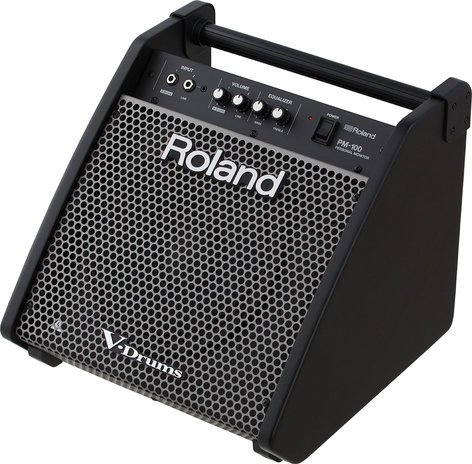 "Roland PM-100  Personal Monitor for V-Drums, 10"" / 80W PM-100"