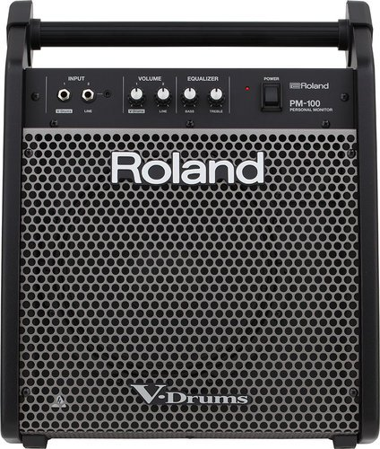"""Roland PM-100  Personal Monitor for V-Drums, 10"""" / 80W PM-100"""