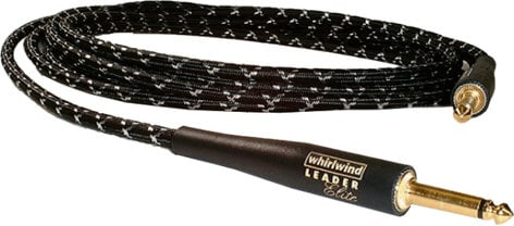 Whirlwind LE15R-1 Leader Elite 15ft Right Angle Guitar Cable LE15R-1
