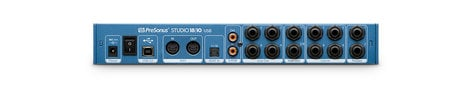PreSonus Studio 1810 18x8 USB 2.0 Audio Interface STUDIO-1810