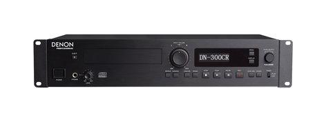 Denon DN-300CR CD-R & CD-RW Recorder and Player DN-300CR