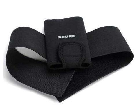Shure WA580B Black Cloth Pouch for UR1 Bodypack Transmitter WA580B