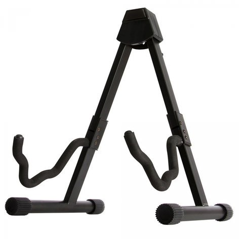 Collapsible A-Frame Guitar Stand by On-Stage Stands, GS7364   Full ...
