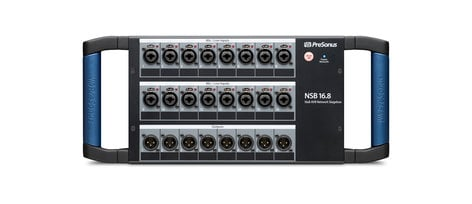 PreSonus NSB 16.8 16x8 AVB-Networked Stage Box NSB16.8