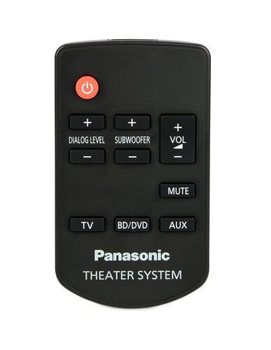 Panasonic N2QAYC000064  SU-HTB20 Replacement Remote N2QAYC000064