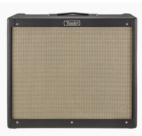 Fender HOT-ROD-DVL-IV Hot Rod DeVille 212 IV 120 Volt Black Combo Amplifier HOT-ROD-DVL-IV