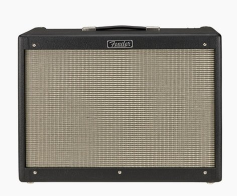 Fender Deluxe IV Hot Rod Black, 120V Amplifier HOT-ROD-DELUXE-IV
