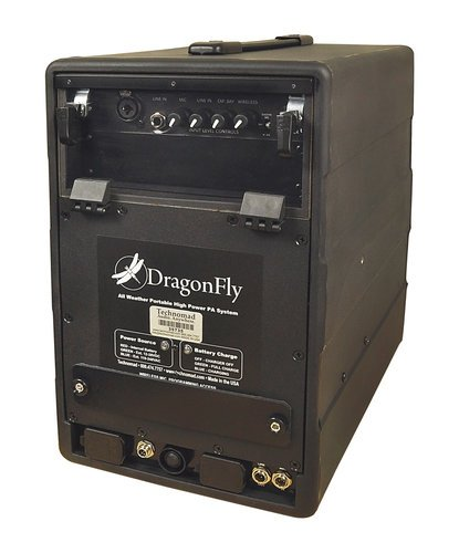 Technomad DRAGONFLY All-Weather Portable PA System DRAGONFLY-TECHNOMAD