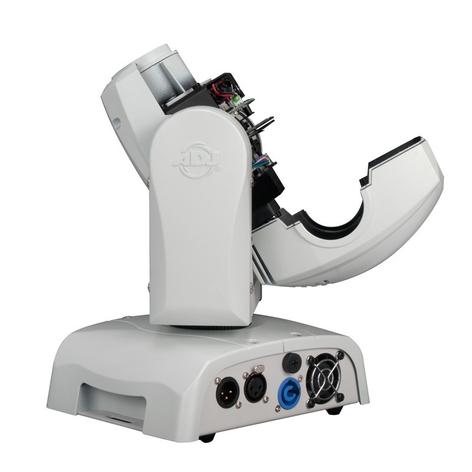 ADJ Pocket Pro Pearl 25W Bright White LED High Output Mini Moving Head Fixture POCKET-PRO-PEARL