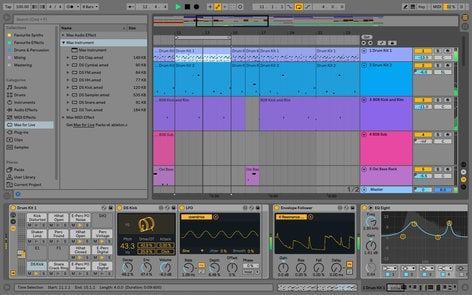Ableton Live 10 Intro Upgrade Instrument Software, Virtual Dowload LIVE10-INTR-TO-STNRD