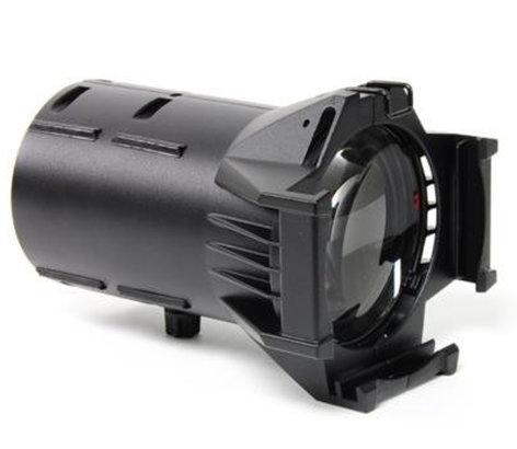 ETC/Elec Theatre Controls 419LT Source Four Ellipsoidal, 19 degree Lens Tube with lens installed, Black 419LT