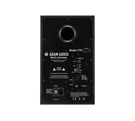 "ADAM Audio T7V 7"" Active Nearfield Studio Monitor, Single Unit T7V"