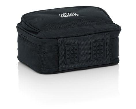 "Gator Cases G-MIXERBAG-0608 Padded Nylon Mixer/Gear Bag, 8.25""x6.25""x2.75"" G-MIXERBAG-0608"
