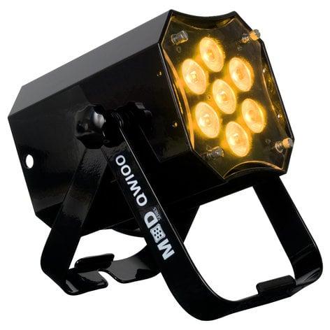 ADJ MOD QW100 Modular LED Par Can with (7) 15W RGBW LEDs MOD-QW100