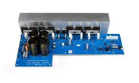 QSC WP-014502-00  Left Amp PCB Assembly for RMX1450 WP-014502-00