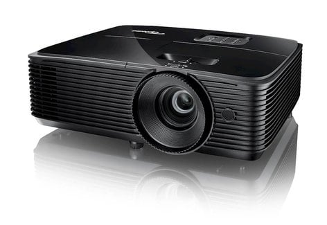 d18465bd2 3000 Lumen Full HD 1080p DLP Home Projector by Optoma, HD143X | Full ...