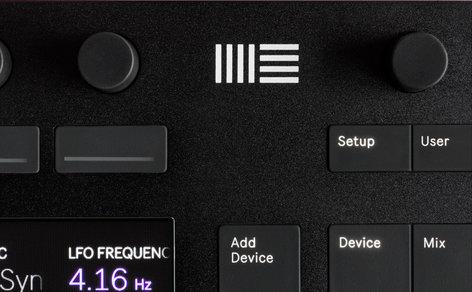 Ableton PUSH2-K