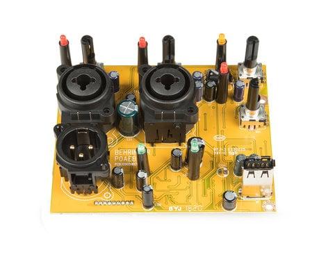 Behringer Q05-AEB01-00102 Input PCB Assembly for Eurolive B115D Q05-AEB01-00102