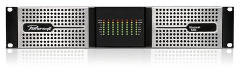 Powersoft Advanced Tech OTTOCANALI 12K4 [RESTOCK ITEM] 8-Channel Power Amplifier OTTOCANALI-12-RST-01