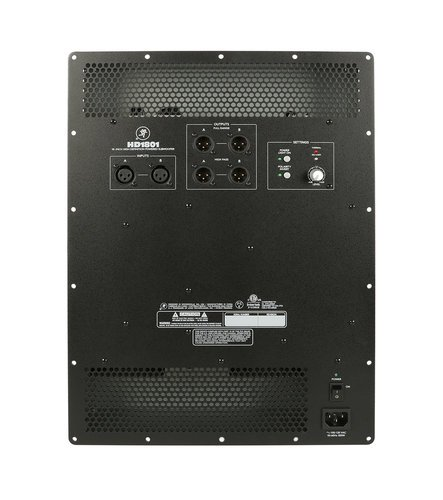 Mackie 2036314 Amp Assembly for HD1801 2036314