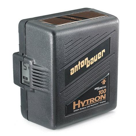 Anton Bauer HyTRON 100 Digital Battery, Nickel Metal Hydride, 14.4V 100W Hours HYTRON-100