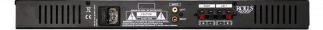 Rolls RA250 Digital Stereo Power Amp 50 Watt / Ch, Class D Power Amplifier RA250