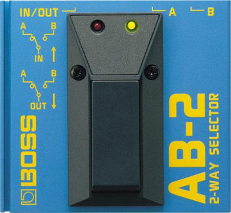 Boss AB-2 2-Way Selector Pedal AB-2