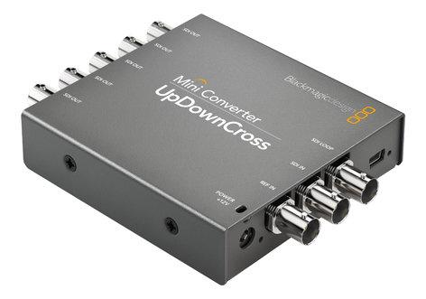 Blackmagic Design CONVMUDC UpDownCross Mini Converter CONVMUDC