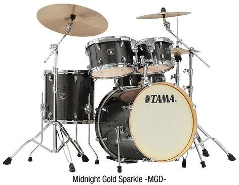 "Tama CK52KS 5-Piece Superstar Classic Shell Pack with 22"" Bass Drum CK52KS"