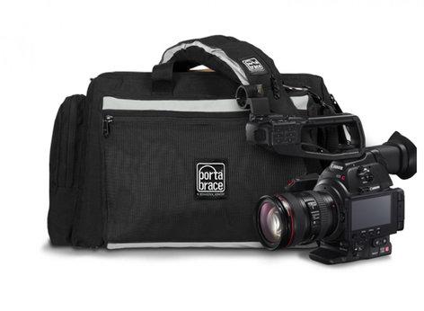 Porta-Brace CINEMA - COMPACT Cordura Camera Soft Case for Shoot Ready Cinema Camera Rigs CINEMA-COMPACT