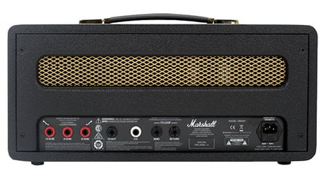 Marshall ORIGIN-20H Origin20H 20W Amp Head with FX loop and Boost ORIGIN-20H