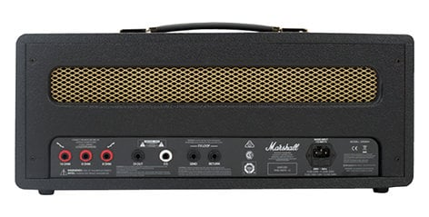 Marshall Amplification Origin50H 50W Amp Head with FX Loop and Boost ORIGIN-50H