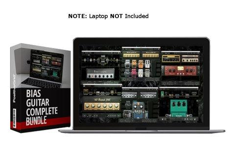 Positive Grid BIAS-GUITAR-COMPLETE BIAS Guitar Complete BIAS FX Virtual Expansion Pack BIAS-GUITAR-COMPLETE
