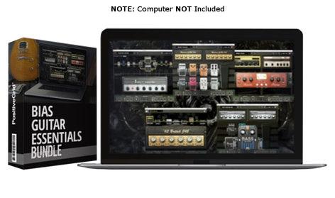 Positive Grid BIAS-GUITAR-ESSENTLS BIAS Guitar Essential Virtual Expansion Pack BIAS-GUITAR-ESSENTLS