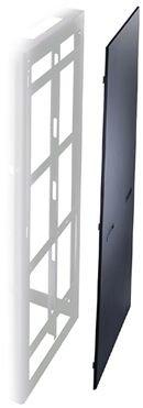 Middle Atlantic Products SPN44-36 One Pair of Rack Side Panels in Black for MRK, DRK, and VRK -4436 Racks SPN44-36