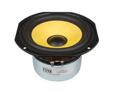 krk wofk60108 woofer for rokit 6 gen1 and gen 2 full compass systems. Black Bedroom Furniture Sets. Home Design Ideas