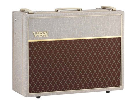 "Vox Amplification AC30 Hand-Wired [SUMMERFEST] 30W 2x12"" Tube Guitar Combo Amplifier with Celestion Alnico Blue Speakers AC30HW2X-SF"