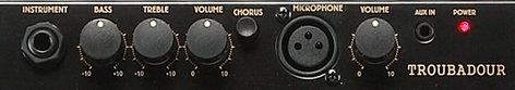 Ibanez T15II Acoustic Amplifier, 15 Watts T15II