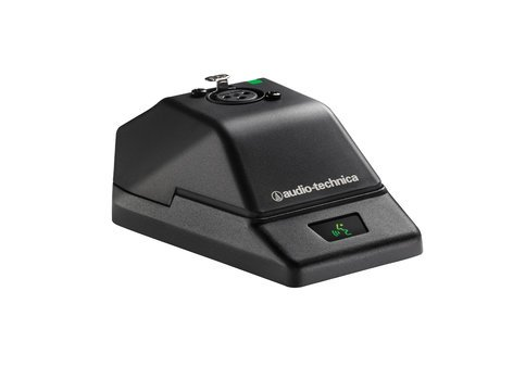 Audio-Technica ATW-T1007 System 10 PRO Digital Wireless Microphone Desk Stand Transmitter ATW-T1007