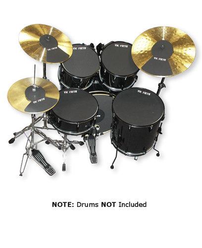 Vic Firth MUTEPP6  Drum Mute Prepack MUTEPP6