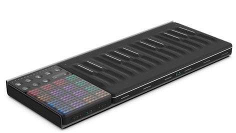 ROLI SONGMAKER-KIT Songmaker Kit Includes Seaboard Block, Lightpad Block M, and Loop Block  Plus a Protective Case SONGMAKER-KIT