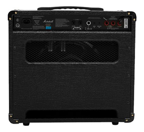 "Marshall Amplification DSL20 1x12"" Combo Amplifier , 20W Tube 2-Channel with Digital Reverb M-DSL20CR-U"