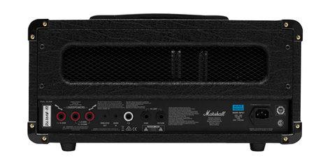 Marshall Amplification DSL20H 20W Tube 2-Channel Head with Digital Reverb M-DSL20HR-U