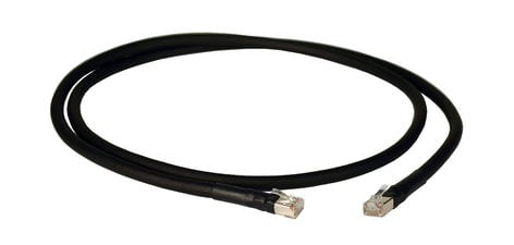 Lex Products Corp CAT6S-050 50 ft CAT6 Shielded Extension Cable with RJ-45 Connectors CAT6S-050