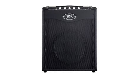 "Peavey MAX 110 II [RESTOCK ITEM] 100W 1x10"" Bass Combo Amplifier with DDT Speaker Protection MAX-110-II-RST-01"