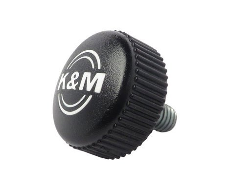 K&M Stands 01.82.834.55 6x16mm Knob 01.82.834.55